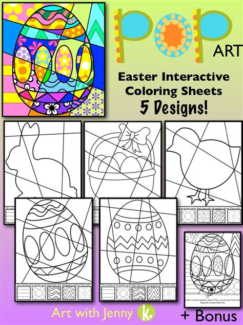 easter pattern activities easter activities interactive coloring sheets easter