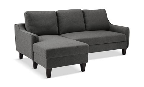 Sleeper Sofa With Chaise by Anwen Sofa With Chaise Sleeper Hom Furniture