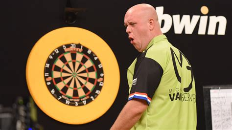 toernooicenter william hill pdc wk darts  rtl nieuws
