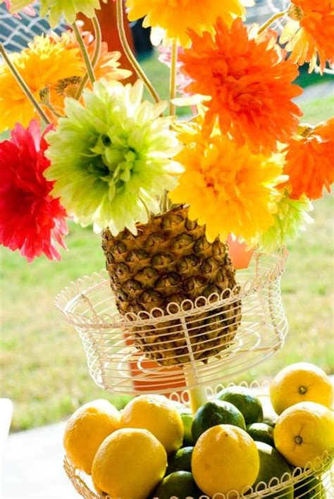 fruit centerpieces fabulous baby and wedding shower centerpieces dig this