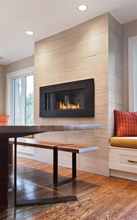 Modern Kitchens With Fireplaces by Montigo Fireplaces Kitchen Wood Woods And Modern