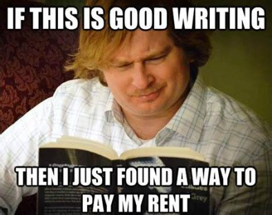 Writer Memes - once in a blue moon yearinbookreviews