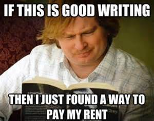Writing Meme - once in a blue moon yearinbookreviews