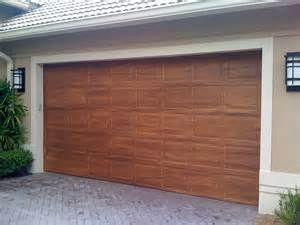 12 mesmerizing ideas of faux wood garage doors