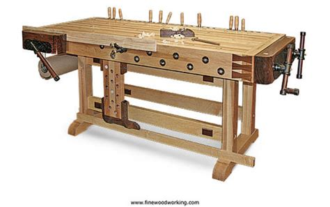 ultimate woodworking bench the original workbench of your dreams thread by thedude50 lumberjocks com