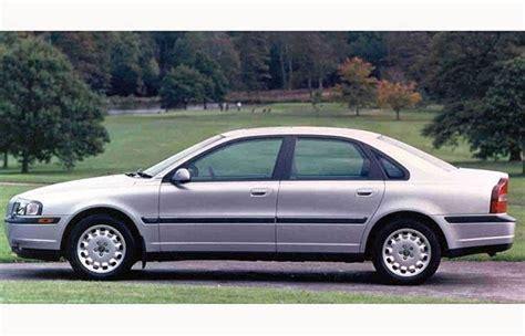 volvo s80 2006 car review honest john volvo s80 1998 car review honest john