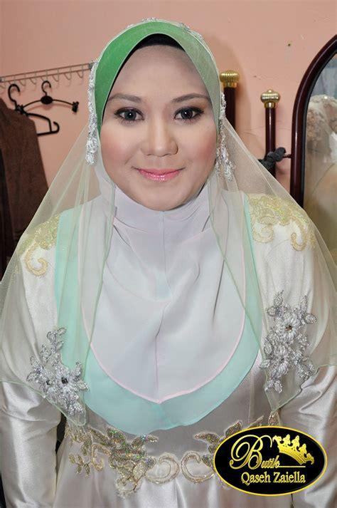 Make Up Nikah butik qaseh zaiella make up nikah sanding ninie