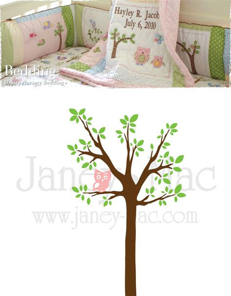 Janey Mac Pottery Barn Hayley Bedding Set Hayley Nursery Bedding Set