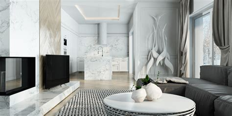 house with themes 4 beautiful homes with a white theme