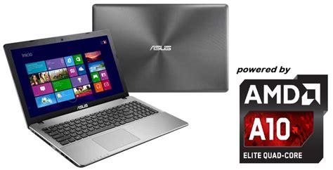 Laptop Asus Seri Amd asus x550dp notebook gaming dengan grafis canggih just