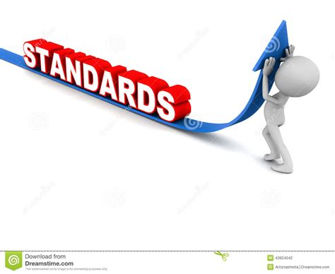 how is a standard standard clipart clipground