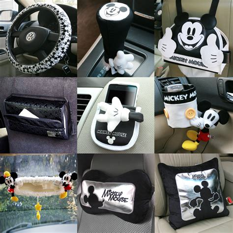 Interior Car Decorations by Genuine For Mickey Car Interior Decoration