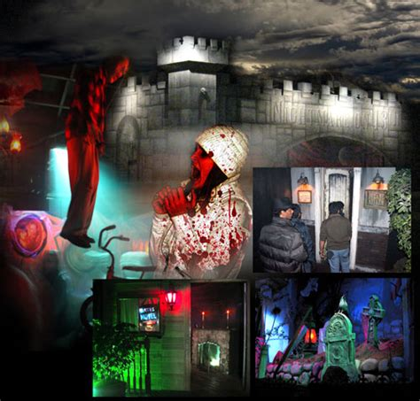 Haunted House Room Ideas by Haunted Houses In Salt Lake Utah Nightmare On 13th