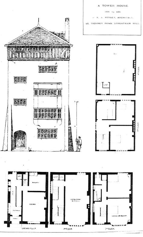 tower house plans irfanview html thumbnails