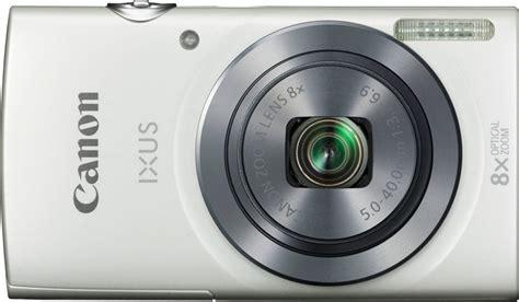Kamera Canon Ixus 160 canon ixus 160 kompakt kamera 20 megapixel 8x opt zoom 6 8 cm 2 7 zoll display