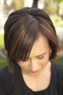 brown hair with highlights diy beautiful diy hair highlight tutorial