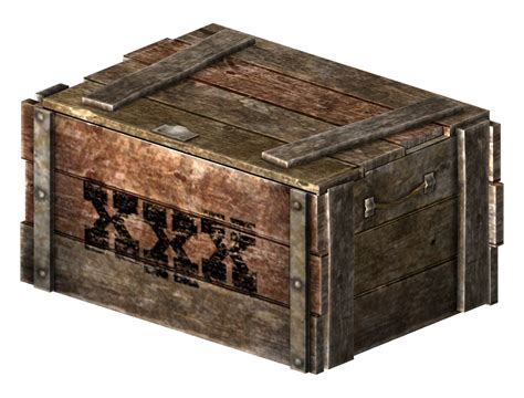 crate a explosives crate fallout wiki fandom powered by wikia