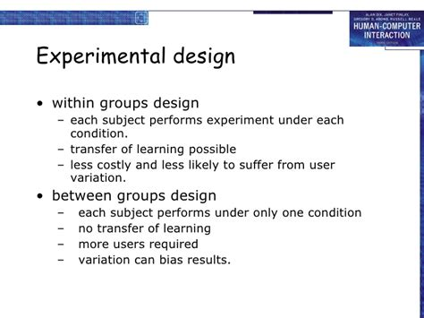 group layout meaning hci 3e ch 9 evaluation techniques