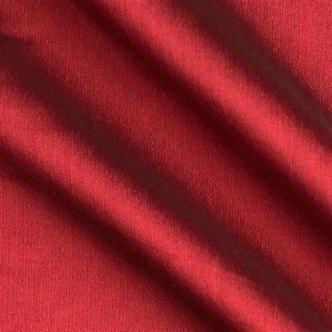 pattern chiffon fabric poly two tone chiffon cranberry discount designer fabric