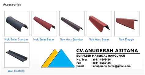 Jual Sho Metal Palembang supplier bahan bangunan jual bahan bangunan jual genteng metal rainbow