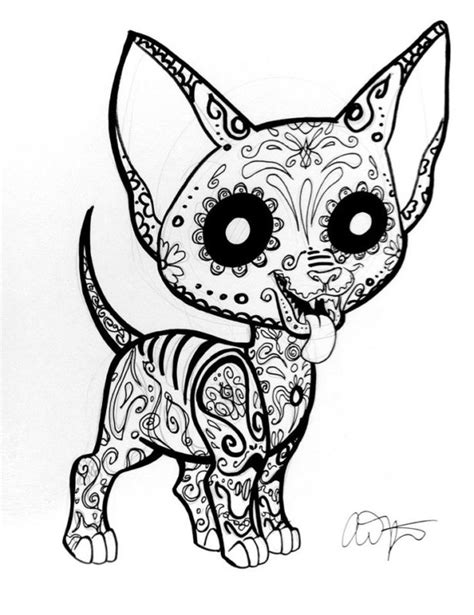 chihuahua coloring pages chihuahua coloring pages coloring home