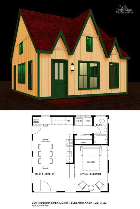 building plans for houses 27 adorable free tiny house floor plans craft mart