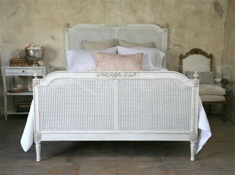 country beds full bloom cottage layers of linen ruffles french beds
