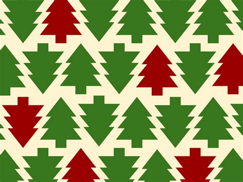 christmas tree with pattern clipart tree pattern