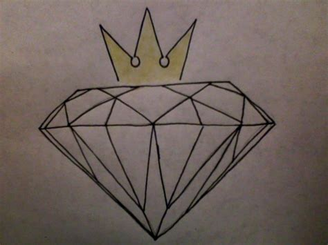 diamond tattoo stencil diamond drawing tattoo www imgkid com the image kid