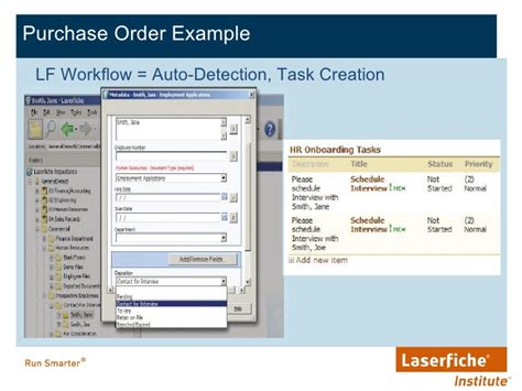 sharepoint purchase order workflow laserfiche and sharepoint kollabria