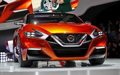 nissan altima sport 2016 nissan sport sedan concept previews the 2016 maxima live