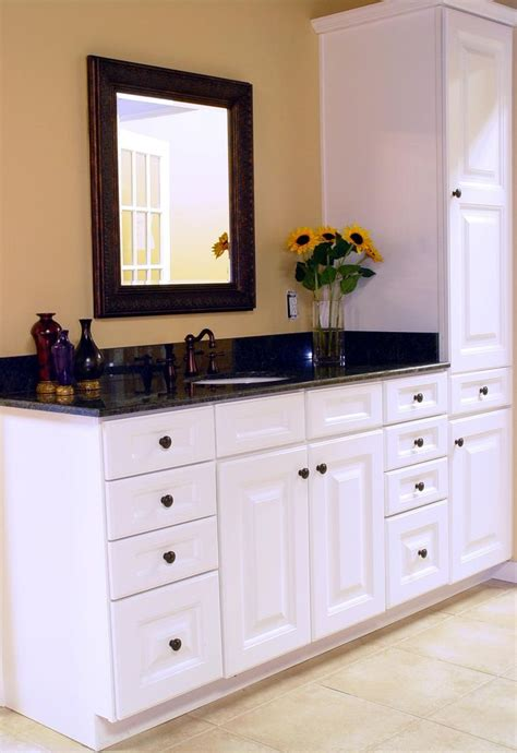 White Gloss Wall Mounted Bathroom Cabinet Design Images Classic Bathroom Furniture