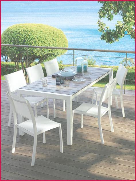 chaise de jardin leclerc stunning table salon de jardin chez leclerc photos