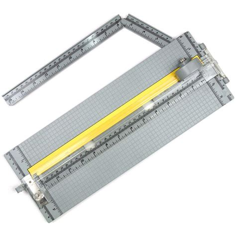 Crafting Paper Cutter - 12 quot rotary paper trimmer cutterpede by ek success tools
