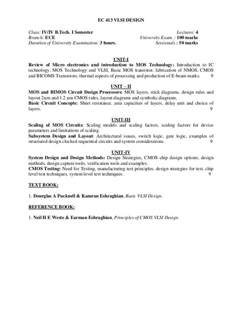 layout design rules in vlsi pdf kakatiya university btech ece syllabus