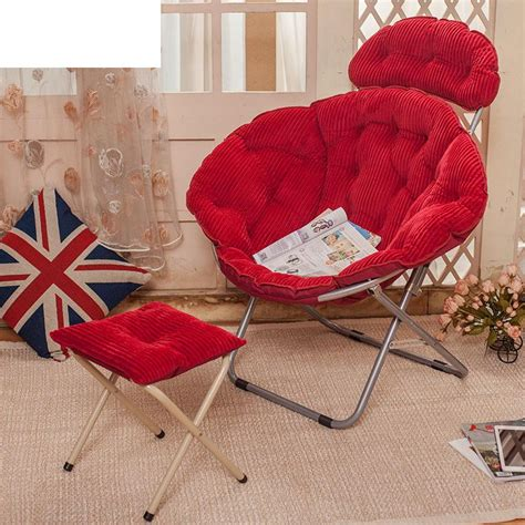 Folding Living Room Chair 2016 New Arrival Fabric Modern Chaise Lounge Chair Chaise Lounge Armchair Folding Chair Living