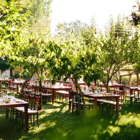 Wedding Ceremony Park by How To A Park Wedding Brides