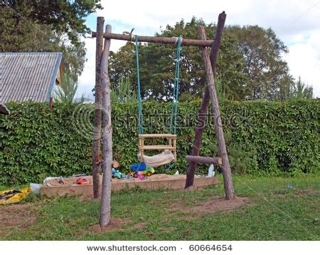 home built swing set home made swing set for the back yard