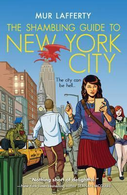 in a fallen city new york review books classics the shambling guide to new york city by mur lafferty