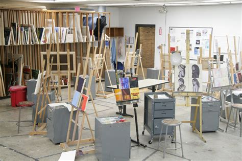 painting studio calvin college and history about us facilities