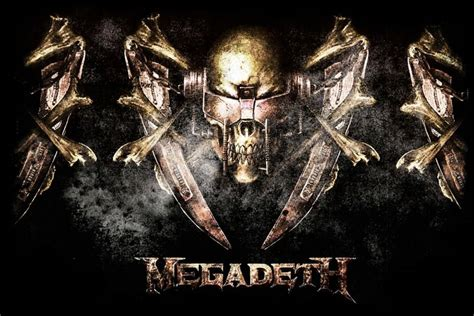 Megadeth Wallpaper For Android