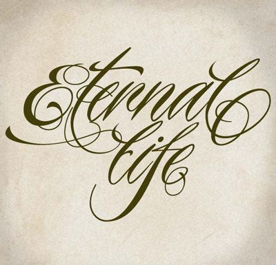 tattoo fonts elegant script fonts