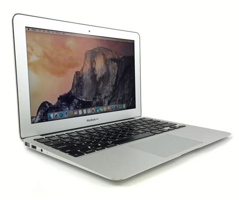 Second Laptop Apple Macbook Air apple macbook air i5 laptop greentec