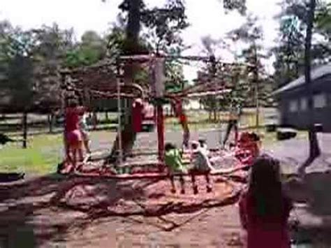 backyard merry go round kids old playground merry go round youtube