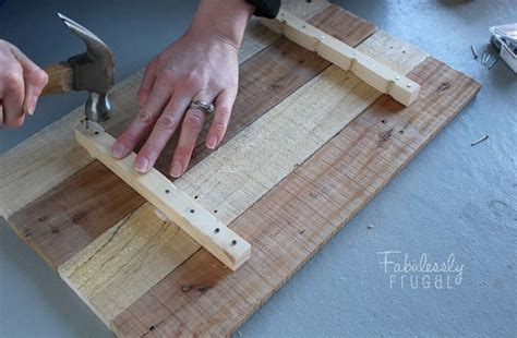 Nail Board String - string tutorial