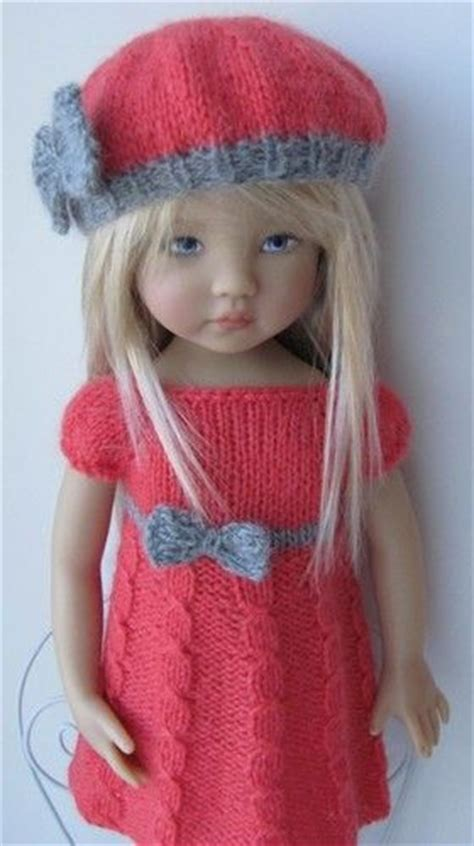 Set Knit 13 knit doll set for 13 bjd helen kish diana effner doll dresses inspiration and