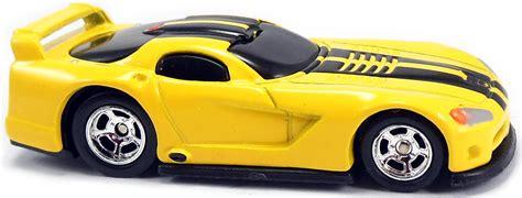 F 174 Wheels Fte Triumph Tr 6 Yellow K Mart Exclusives dodge viper gts r 70mm 2001 wheels newsletter