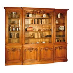 biblioth 232 que saumur style r 233 gence louis xv ateliers