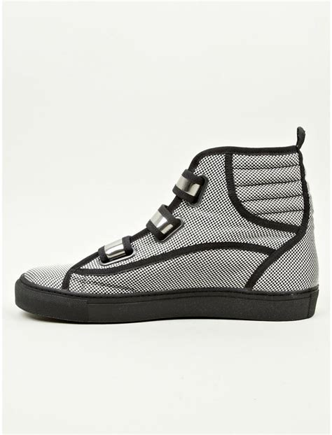 raf simons velcro sneakers sole collector