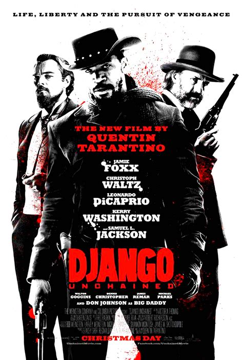 how many films quentin tarantino directed django unchained september 2013